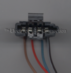 4110 Repair Harness / GM A/C Blower Switch_THUMBNAIL