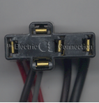 4158 Repair Harness / GM Blower Relays