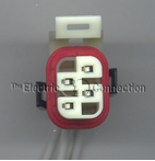 4167 Repair Harness / GM Neutral Safety Switch