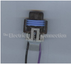 4196 Repair Harness / Connector for H11 Bulb