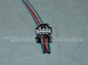 4215 Repair Harness / Blower Motor Resistor / Jeep Commander & Grand Cherokee / 2005-2007 THUMBNAIL