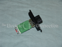 5143127-AA / HVAC Blower Motor Resistor / Jeep Commander & Grand Cherokee / 2005-2007