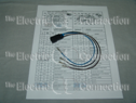D6299A Cruise Control Custom Wiring Harness & Pinout Location Chart / GM Trucks & SUVs / 2003
