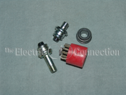 1006 Battery Bolt Kit / Short Bolt, Long Bolt, Spacer, Battery Brush