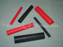 "3826 Extra Heavy Duty Heat Shrink Tubing / 1.1"" OD x 6.00"" L / Red"