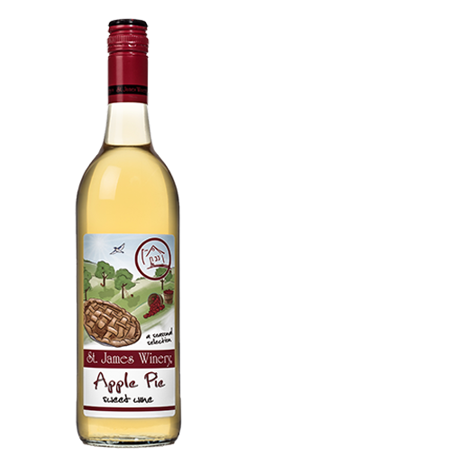 Apple Pie Wine THUMBNAIL