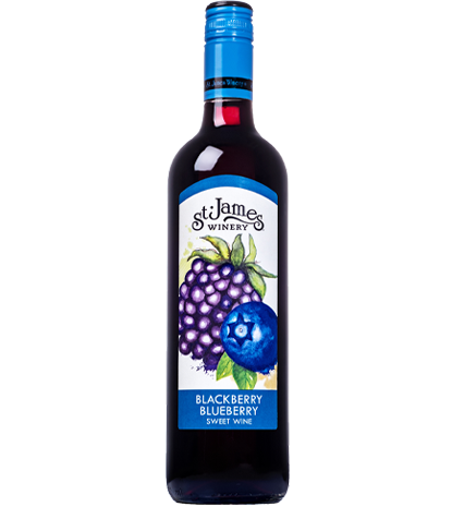 Blackberry Blueberry  Wine MAIN