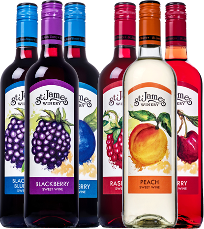 Fruit Wine Collection MAIN
