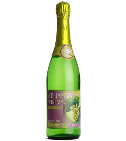 Sparkling White Grape Juice MAIN