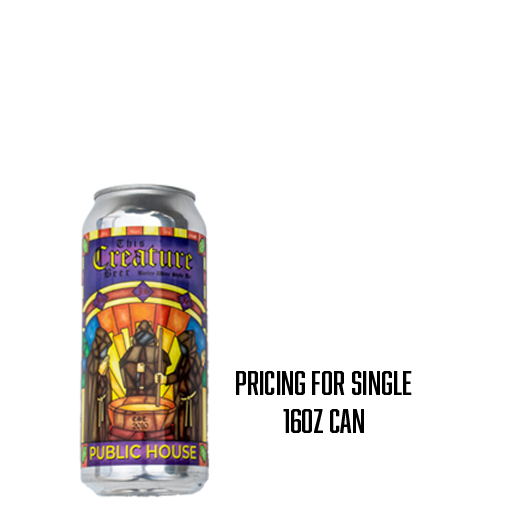 This Creature Beer Single 16oz THUMBNAIL
