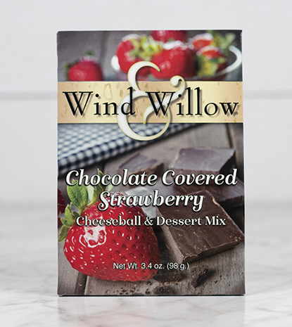 Chocolate Covered Strawberry Wind willow THUMBNAIL