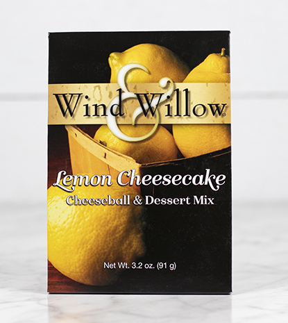 wind willow Lemon Cheesecake MAIN