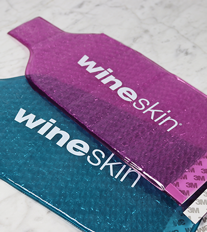WineSkin Wine Bag SWATCH