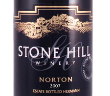 2007 Stone Hill Winery Norton