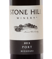 2013 Stone Hill Winery Port
