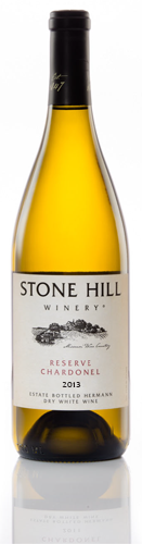2013 Stone Hill Winery Reserve Chardonel