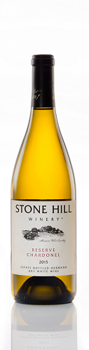 2016 Stone Hill Winery Reserve Chardonel