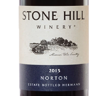 2015 Stone Hill Winery Norton THUMBNAIL