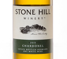 2015 Stone Hill Winery Chardonel