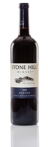 2015 Stone Hill Winery Norton