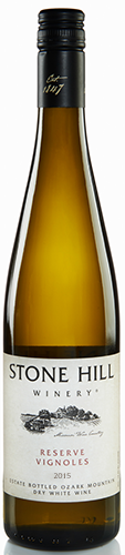 2015 Stone Hill Winery Reserve Vignoles