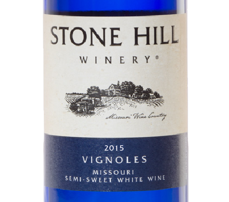 2015 Stone Hill Winery Vignoles