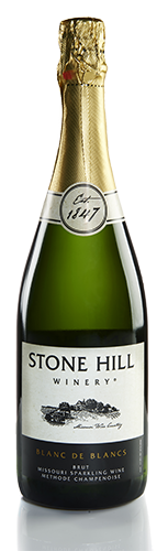 2013 Stone Hill Winery Blanc de Blancs