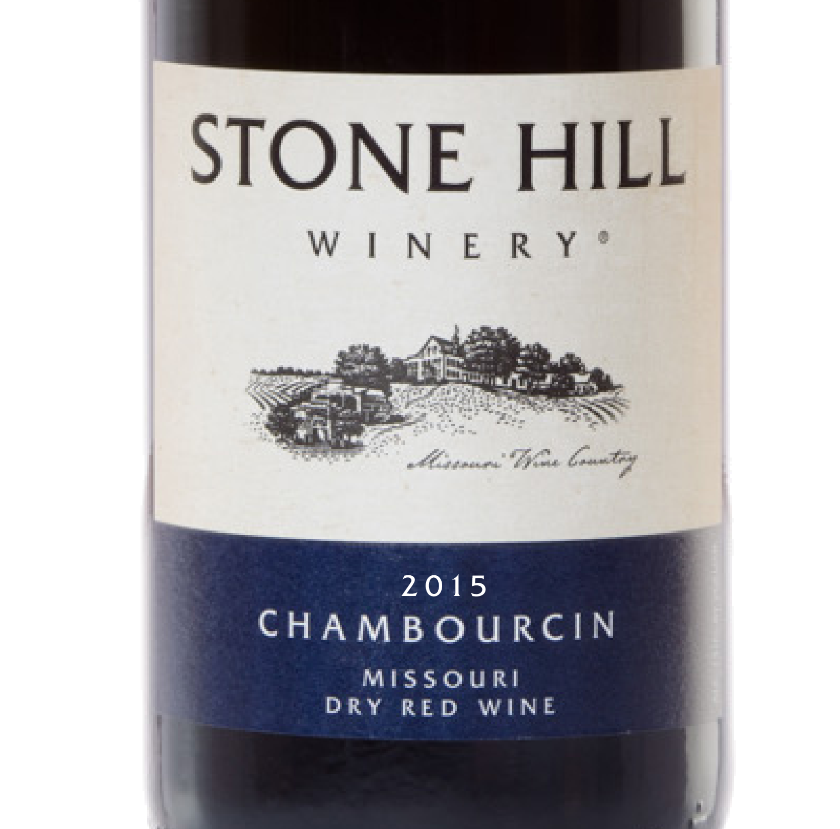 2015 Stone Hill Winery Chambourcin THUMBNAIL