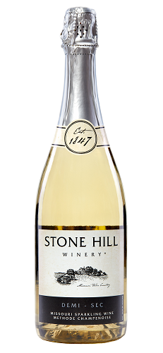 Stone Hill Winery Demi - Sec