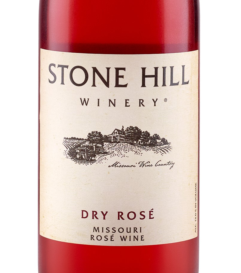 Stone Hill Winery Dry Rose THUMBNAIL