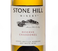 2016 Stone Hill Winery Reserve Chardonel THUMBNAIL