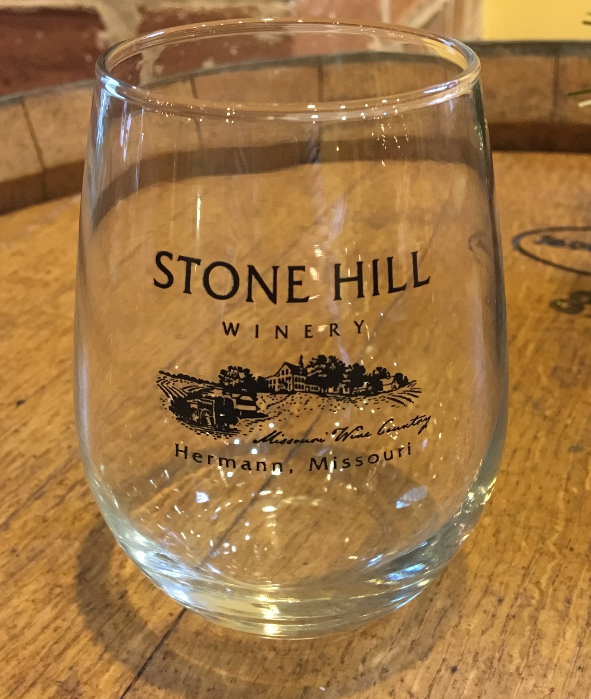 9 oz. Stemless Wine Glass THUMBNAIL