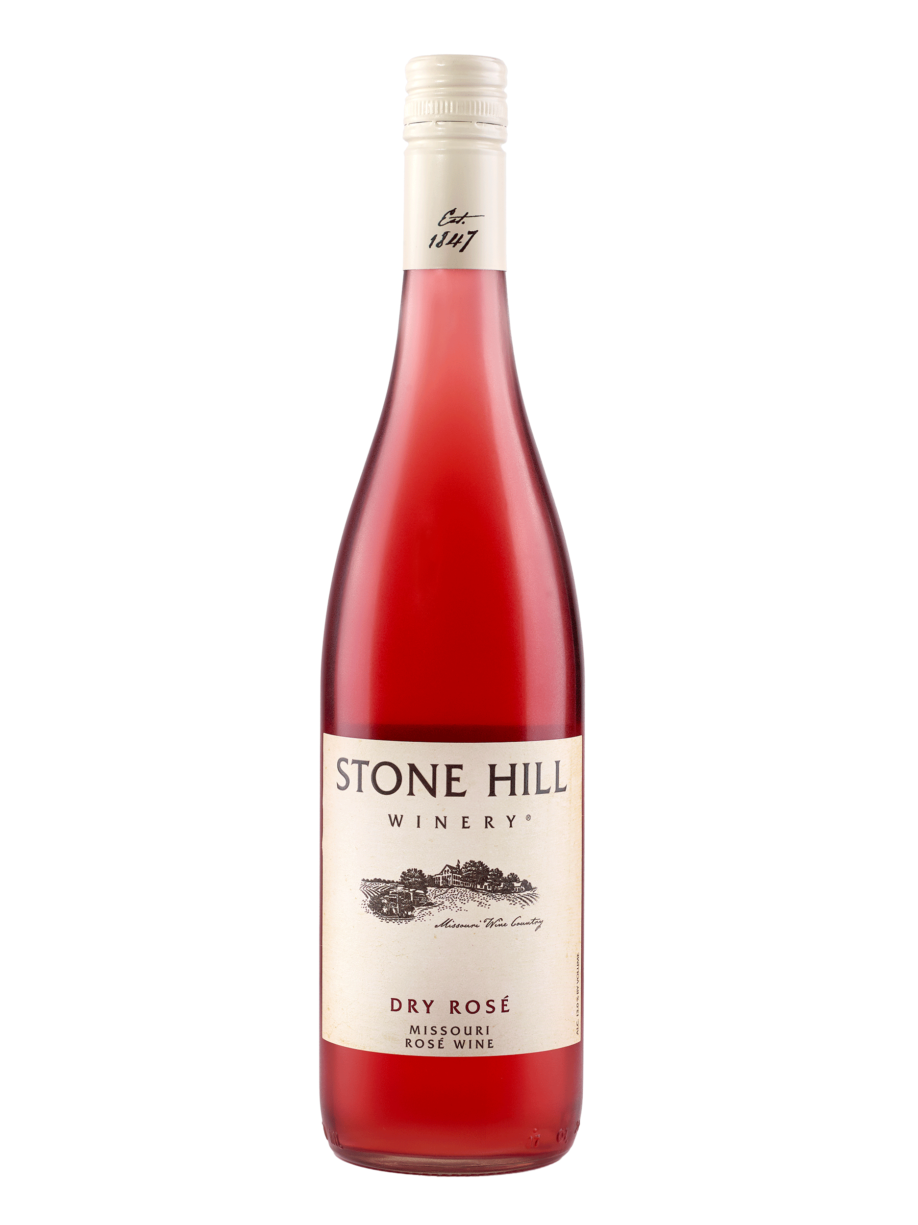 Stone Hill Winery Dry Rose_MAIN