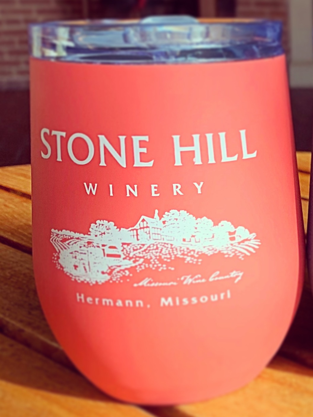 12 oz Stone Hill Tumbler MAIN