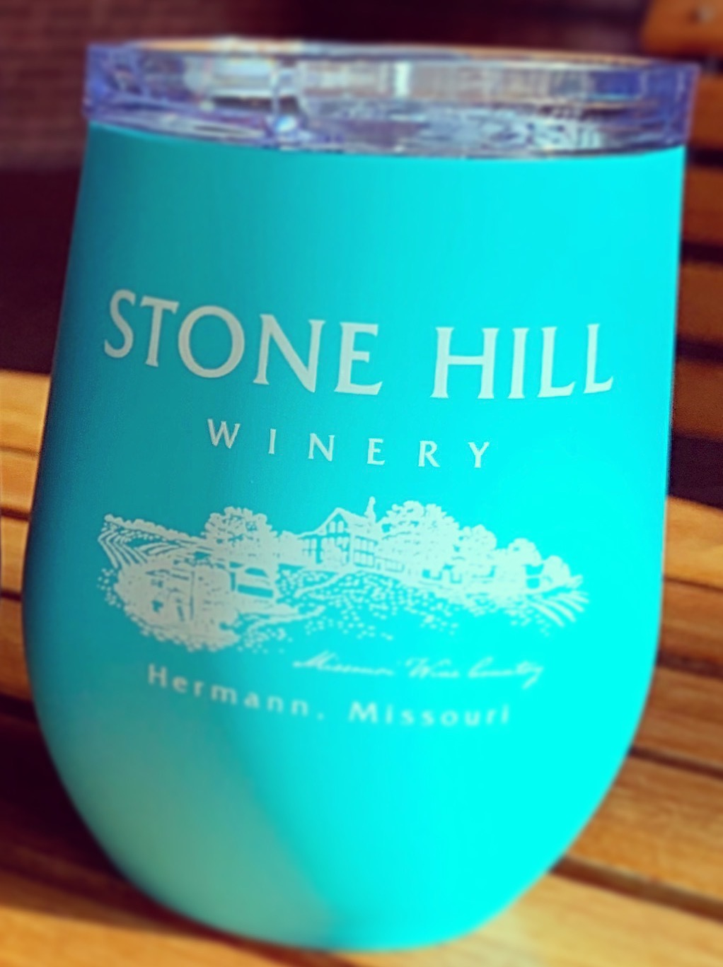12 oz Stone Hill Tumbler SWATCH