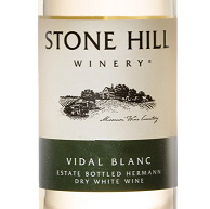 2017 Stone Hill Winery Vidal Blanc THUMBNAIL
