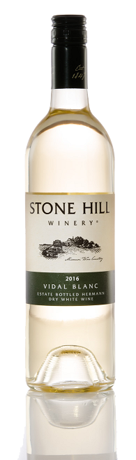 2016 Stone Hill Winery Vidal Blanc