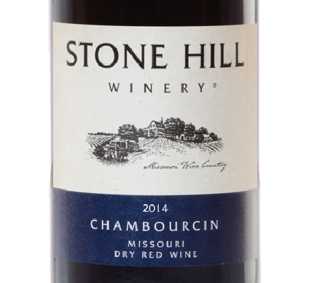 2014 Stone Hill Winery Chambourcin