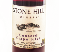 Stone Hill Winery Concord Grape Juice THUMBNAIL