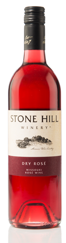Stone Hill Winery Dry Rose