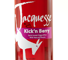 Stone Hill Winery Jacquesse Kick'n Berry