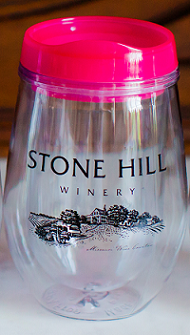 stemless wine glass THUMBNAIL
