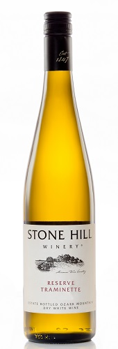 2017 Stone Hill Winery Reserve Traminette MAIN