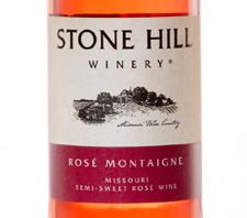 Stone Hill Winery Rose Montaigne THUMBNAIL