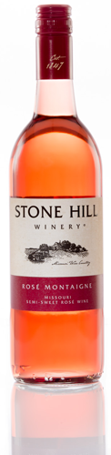Stone Hill Winery Rose Montaigne