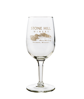 5 oz. Stone Hill Wine Glass