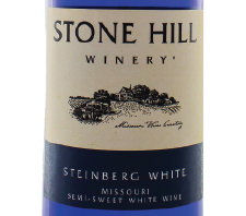 Stone Hill Winery Steinberg White