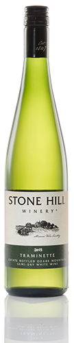 2015 Stone Hill Winery Traminette