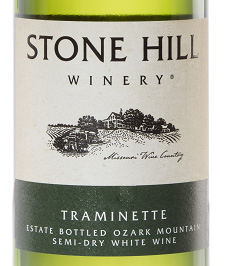 2017 Stone Hill Winery Traminette THUMBNAIL