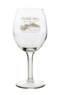 9 oz. Stone Hill Wine Glass
